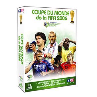 La coupe du monde 2006 dvd zone 2 achat prix fnac - Musique coupe du monde 2006 ...