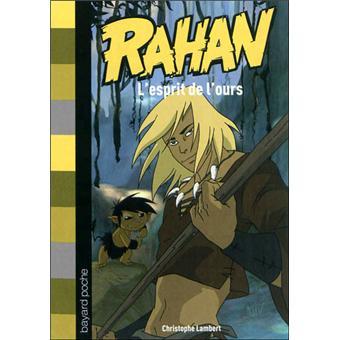 Rahan - Tome 1 : L'esprit de l'ours