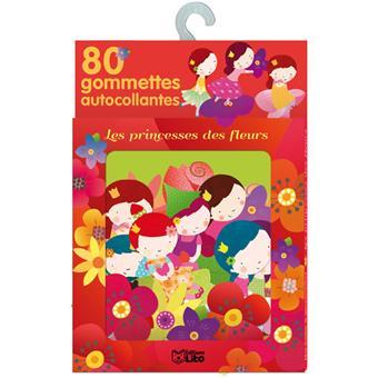 Les princesses des fleurs gommettes broch matilde for Le prix des fleurs