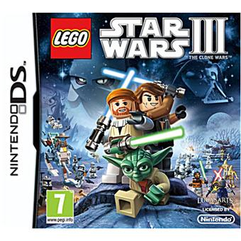 lego star wars 3 sur nintendo ds jeux vid o achat prix fnac. Black Bedroom Furniture Sets. Home Design Ideas