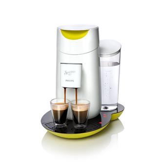 Cafetières électriques PHILIPS SENSEO TWIST HD787011 VERT