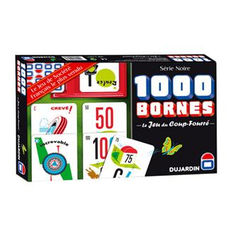 dujardin mille bornes luxe jeu de cartes acheter sur. Black Bedroom Furniture Sets. Home Design Ideas