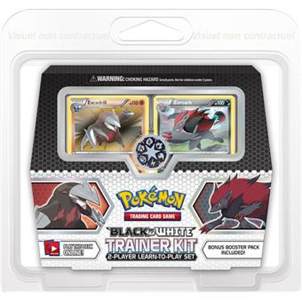 icineclub  Pokémon  Poin07  Cartes À Collectionner  Kit Du Dresseur