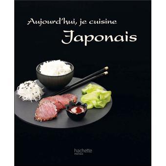 Aujourd 39 hui je cuisine japonais broch harumi kurihara for Aujourdhui je cuisine