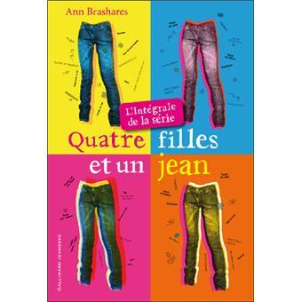 Quatre filles et un jean - L'intégrale