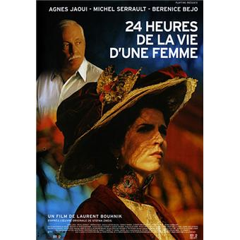 24 heures de la vie d 39 une femme dvd zone 2 laurent bouhnik agn s jaoui michel serrault. Black Bedroom Furniture Sets. Home Design Ideas