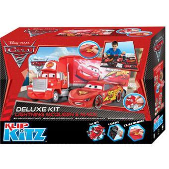 Klip kitz flash mc queen et mack autres jeux de - Flash mcqueen et mack ...