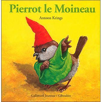 Drôles de petites bêtes - Tome 37 : Pierrot le moineau