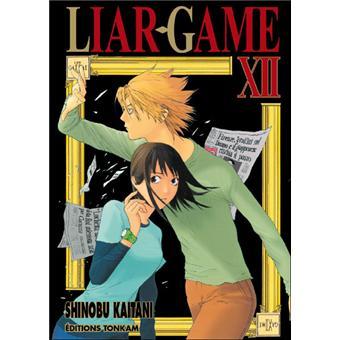 Liar game - Tome 12 : Liar game