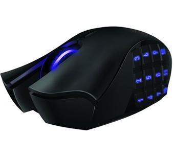 razer naga epic souris sans fil optique gaming souris. Black Bedroom Furniture Sets. Home Design Ideas
