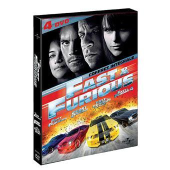 fast and furious l 39 int grale dvd zone 2 robert cohen john singleton justin lin achat. Black Bedroom Furniture Sets. Home Design Ideas