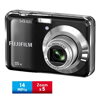 Fujifilm finepix ax300 noir appareil photo num rique for Finepix s1 fnac