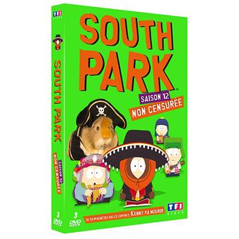 south park south park coffret int gral de la saison 12. Black Bedroom Furniture Sets. Home Design Ideas