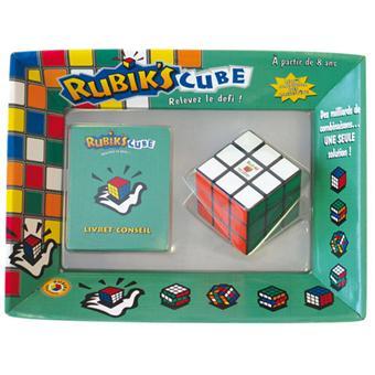 winning moves rubik 39 s cube 3 x 3 autre jeu de soci t achat prix fnac. Black Bedroom Furniture Sets. Home Design Ideas
