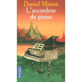 l 39 accordeur de piano poche daniel mason achat livre achat prix fnac. Black Bedroom Furniture Sets. Home Design Ideas