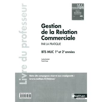 Gestion relation com bts muc