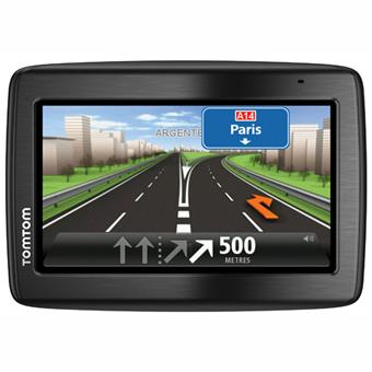 Navigation GPS TOMTOM VIA130M NOIR EUROPE 45 PAYS CARTE A VIE
