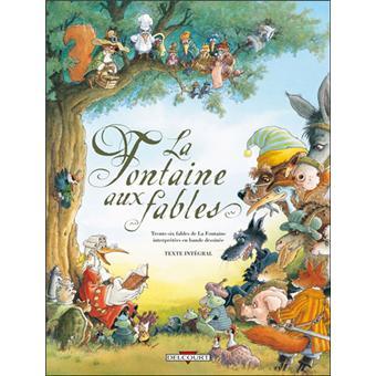 La fontaine aux fables int grale tome 1 tome 3 la for La fontaine aux cuisines