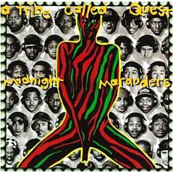 midnight marauders a tribe called quest vinyl album