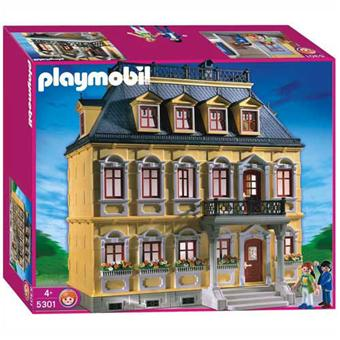 playmobil 5301 maison traditionnelle playmobil achat. Black Bedroom Furniture Sets. Home Design Ideas