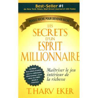les secrets d un esprit millionnaire pdf gratuit