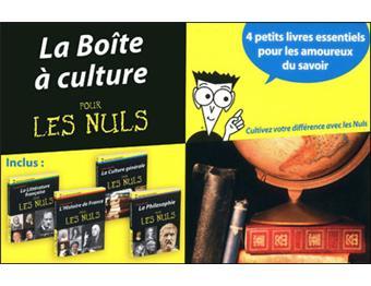 bo te culture 2011 pour les nuls r unit 4 volumes de la collection en version abr g e. Black Bedroom Furniture Sets. Home Design Ideas