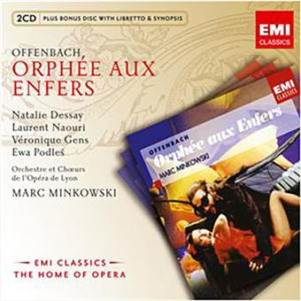 orphee aux enfers dvd dessay Orphée aux enfers, whose title translates from the french as orpheus in the the lyon production is also issued on dvd with minkowski conducting, natalie dessay.