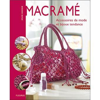 macram accessoires de mode et bijoux tendance broch. Black Bedroom Furniture Sets. Home Design Ideas