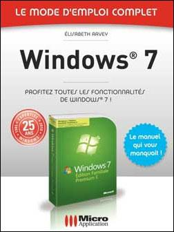 windows 7 broch elisabeth ravey achat livre ou ebook achat prix fnac. Black Bedroom Furniture Sets. Home Design Ideas