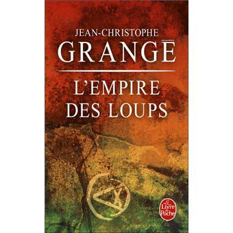 L 39 empire des loups poche jean christophe grang livre - Dernier livre de jean christophe grange ...