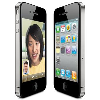 apple iphone 4 noir 32 go t l phone mobile sans. Black Bedroom Furniture Sets. Home Design Ideas