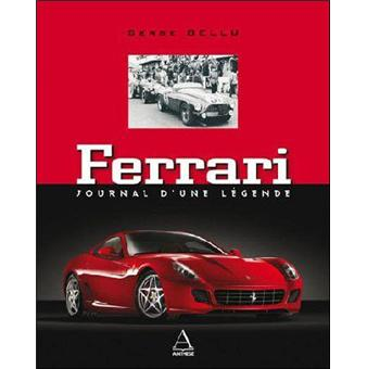 ferrari journal d une l gende coffret cartonn serge bellu achat livre achat prix fnac. Black Bedroom Furniture Sets. Home Design Ideas