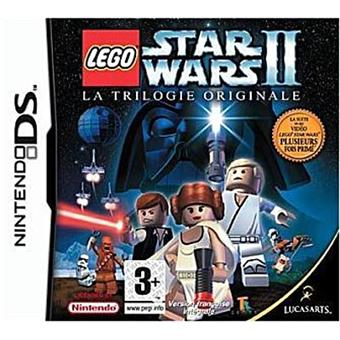 lego star wars la saga compl te sur nintendo ds jeux vid o top prix. Black Bedroom Furniture Sets. Home Design Ideas