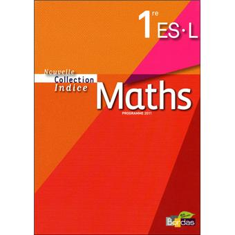 Petite aide maths 1ere es 1ère Mathématiques