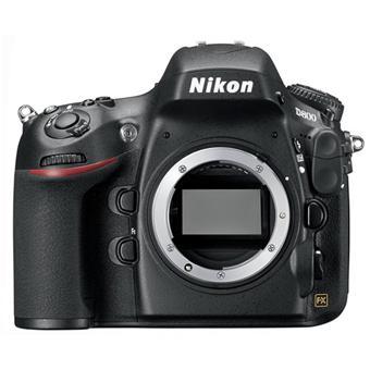 Nikon D800 - digitale camera -alleen body