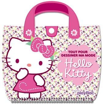 Hello kitty tout pour dessiner ma mode collectif - Dessiner hello kitty ...