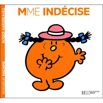 Monsieur madame madame ind cise roger hargreaves broch achat livre achat prix fnac - Collection livre monsieur madame ...