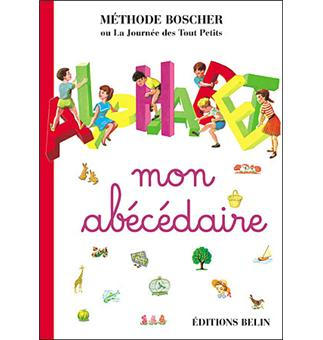 M thode boscher mon ab c daire broch collectif - Livre maternelle gratuit ...