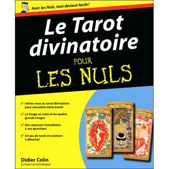 Pour les nuls le tarot divinatoire pour les nuls for Livre de cuisine pour les nuls
