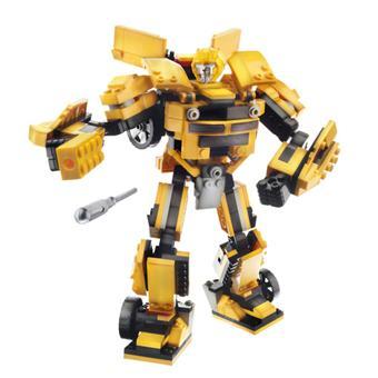 votre Hasbro KREO Transformers Bumblebee
