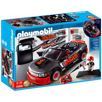 playmobil 4366 voiture tuning avec effets sonores playmobil achat prix fnac. Black Bedroom Furniture Sets. Home Design Ideas