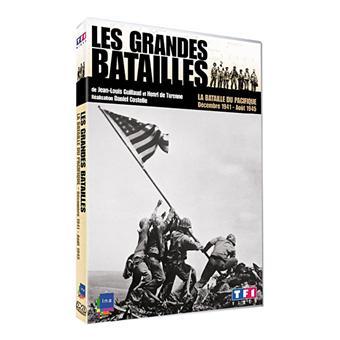 La Bataille du Pacifique Coffret DVD DVD Zone 2 Fnac.com