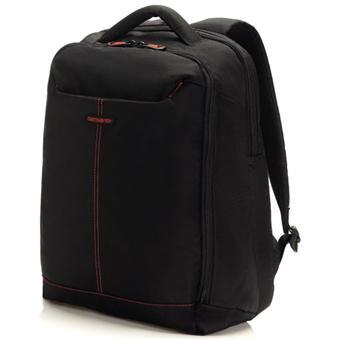 samsonite sac dos finder laptop backpack pour ordinateurs 17 3 noir sac dos achat. Black Bedroom Furniture Sets. Home Design Ideas