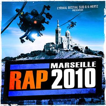 Marseille rap 2010 compilation rap fran ais cd album for Achat maison rap