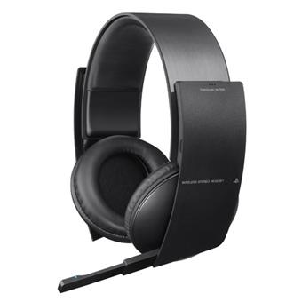 casque micro sans fil sony pour ps3 7 1 accessoire console de jeux achat prix fnac. Black Bedroom Furniture Sets. Home Design Ideas