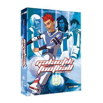 Galactik football coffret int gral coffret dvd dvd - Galactik football jeux ...