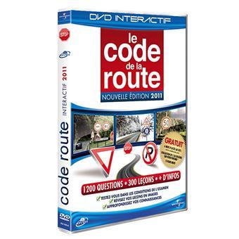 le code de la route 2011 dvd zone 2 achat prix fnac. Black Bedroom Furniture Sets. Home Design Ideas
