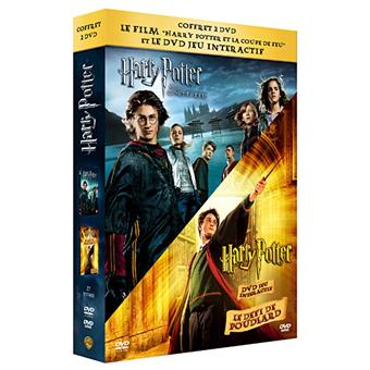 Harry potter harry potter et la coupe de feu coffret dvd - Harry potter et la coupe de feu acteurs ...