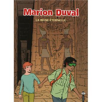 Marion Duval - Tome 22 : La reine éternelle