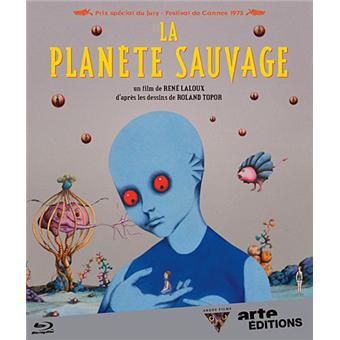 La Planète sauvage - Blu-Ray